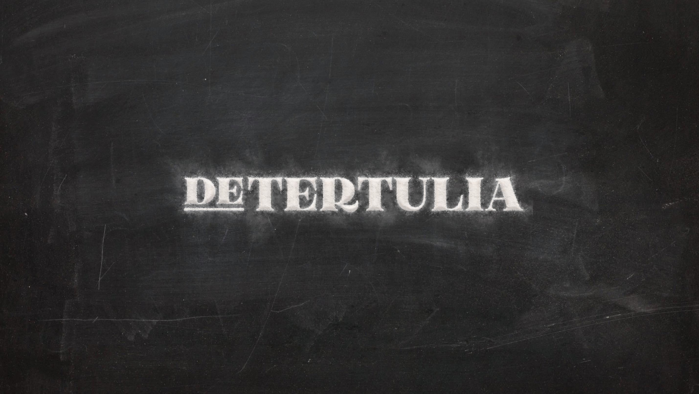 De Tertulia