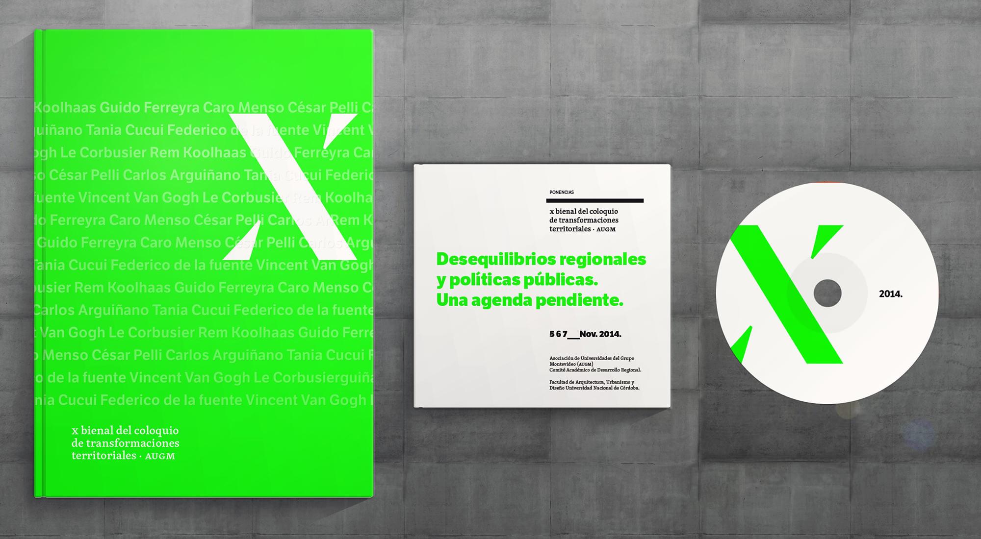 x Bienal AUGM