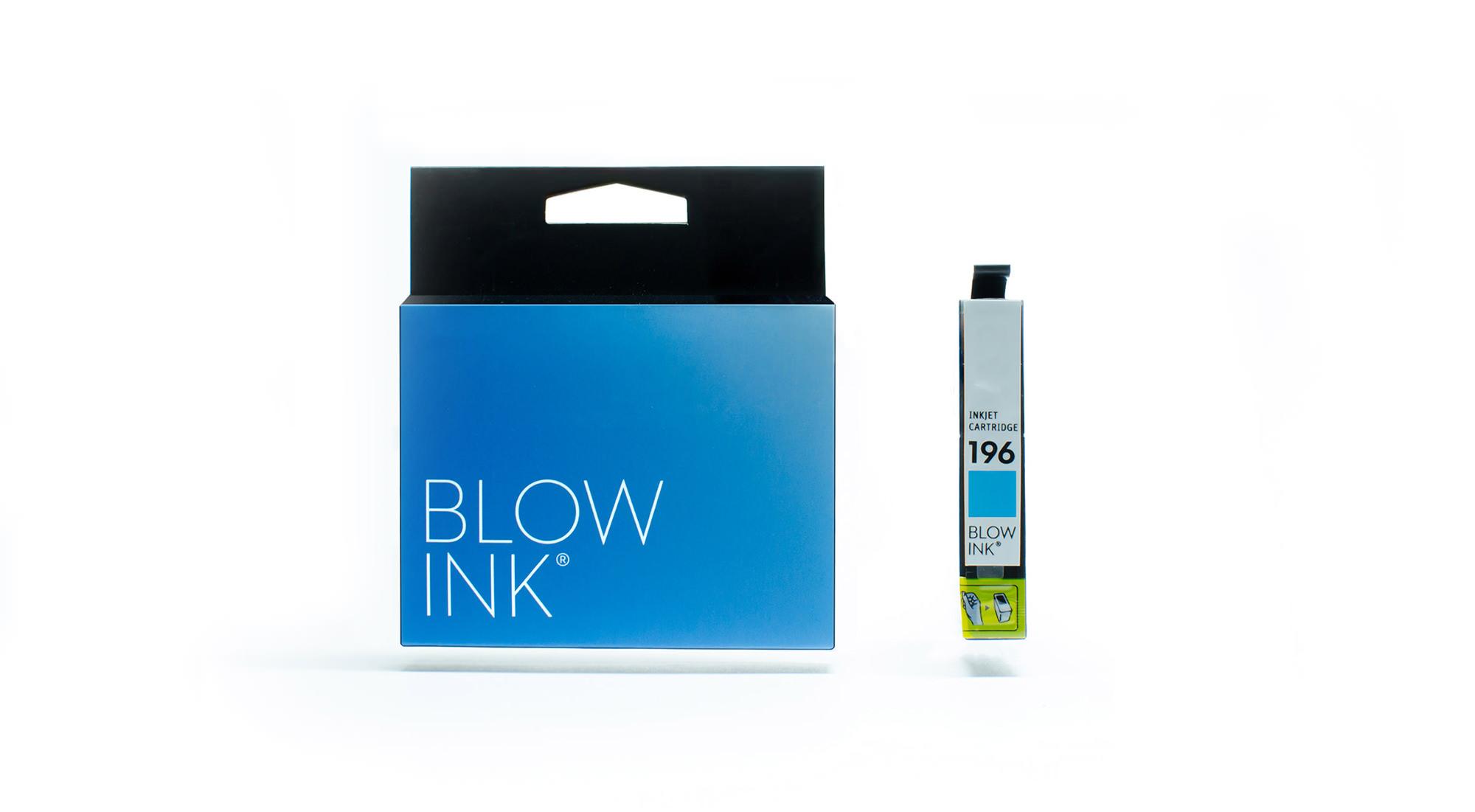 Blow Ink