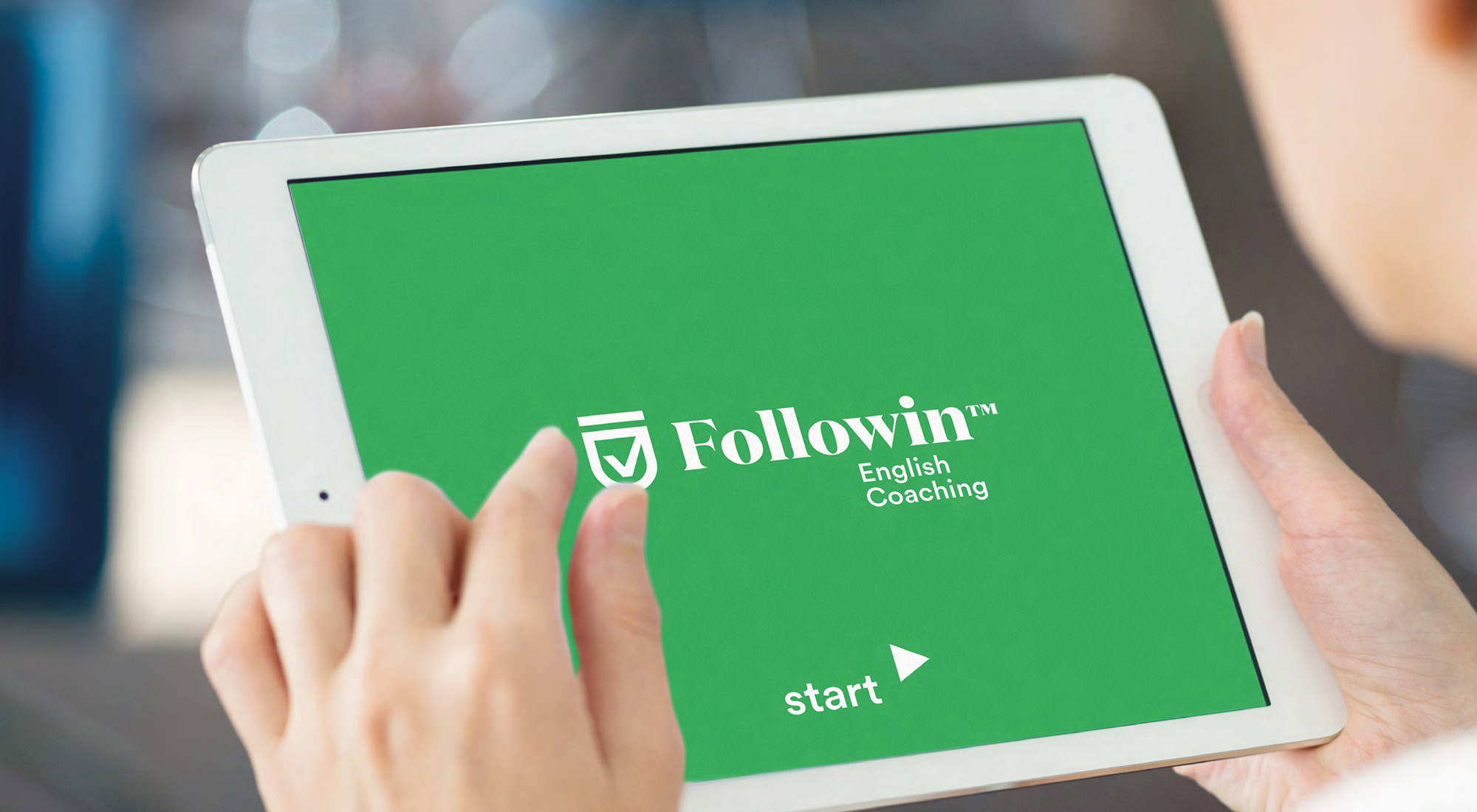 Followin